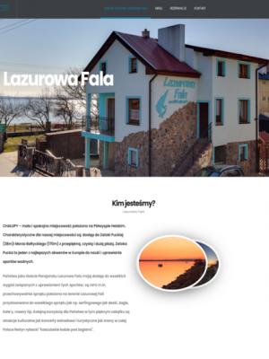 Screenshot 2021-07-29 at 11-24-18 Lazurowa Fala - Pokoje, kwatery, tanie noclegi(2)
